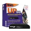 IPM กล่องรับสัญญาณดาวเทียม รุ่น IPM UP SD รองรับ Thaicom C/KU band (Black)